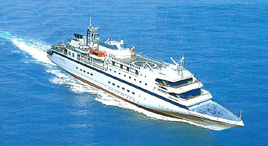 1989:Oceanic Grace/ Nippon Kokan, Tsu